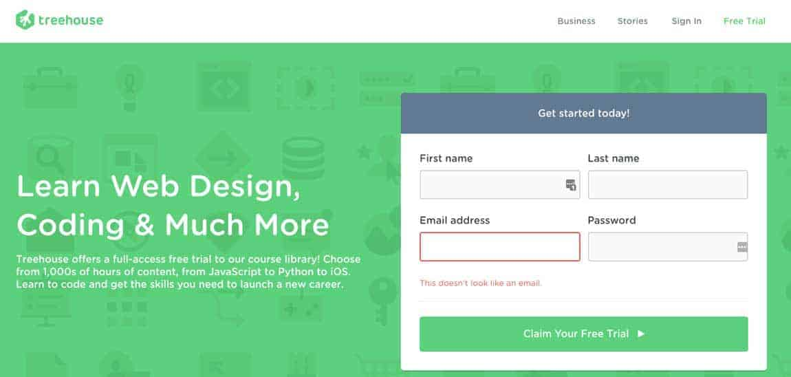 Learn how to use WordPress with Treehouse