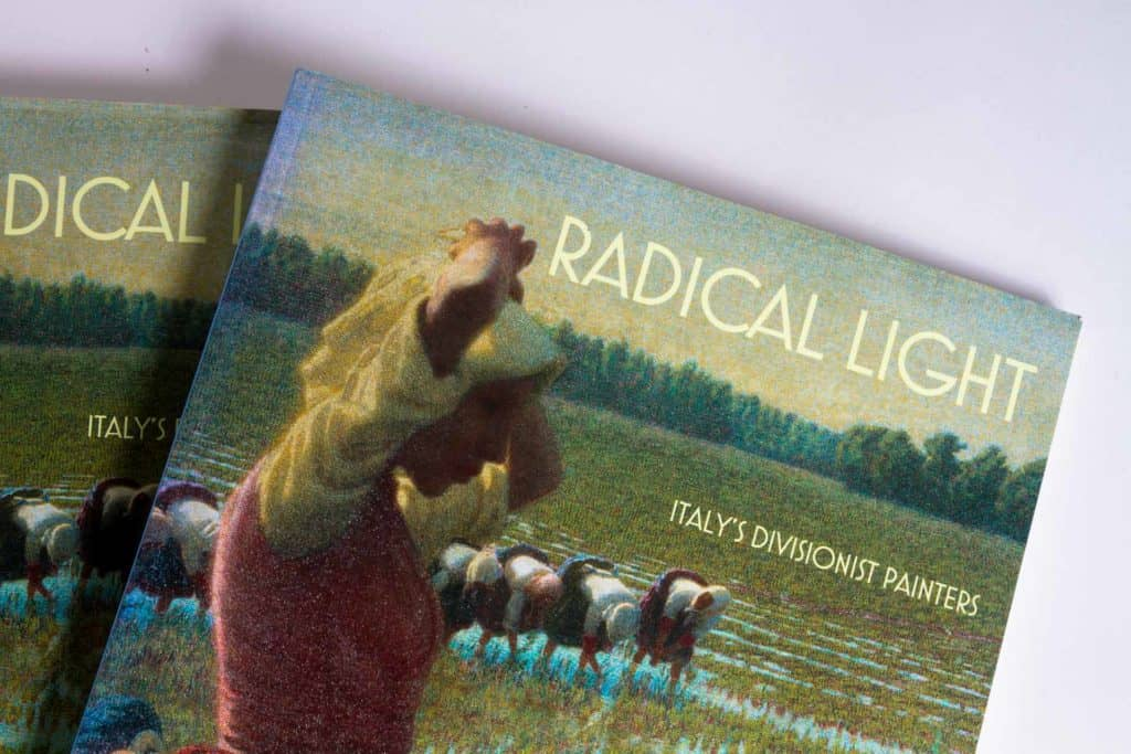 National Gallery exhibition catalogue Radical Light -9