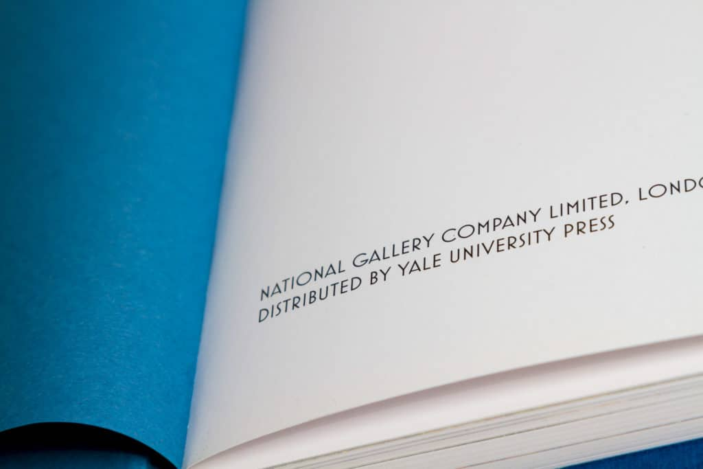 National Gallery exhibition catalogue Radical Light -7