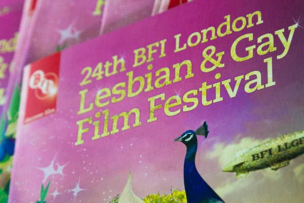 London Lesbian and Gay Film Festival, British Institute, March 2010. Main image by Piccia Neri.