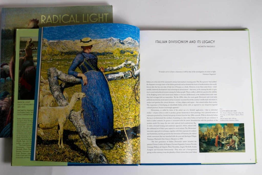 National Gallery exhibition catalogue Radical Light -5